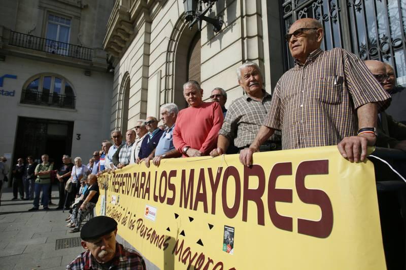 La Comisión de Mayores de la FABZ invita a participar en los actos con motivo del Día Internacional de las Personas Mayores