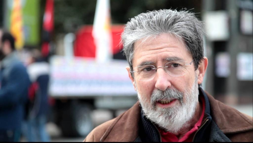 Adolfo Barrena.