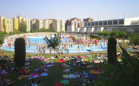 Las piscinas de verano de Zaragoza finalizan la temporada con casi 29.000 usos más que en 2015