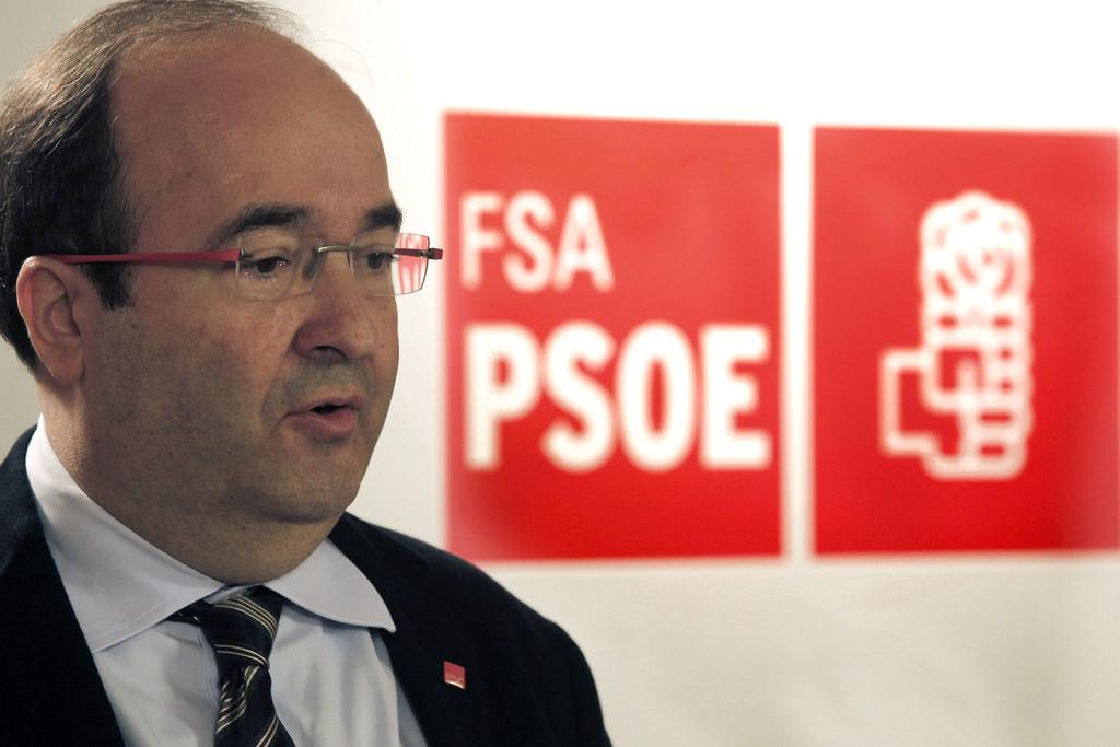 Miquel Iceta, secretario del Partit dels Socialistes de Catalunya (PSC).