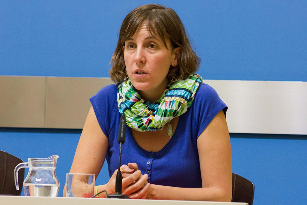 Teresa Artigas responsabiliza a FCC de dilatar los pliegos del contrato de parques y jardines