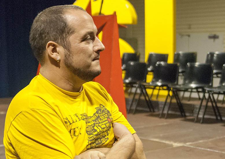 El judici per les amenaces de mort de l'extrema dreta contra David Fernández, el 13 de desembre