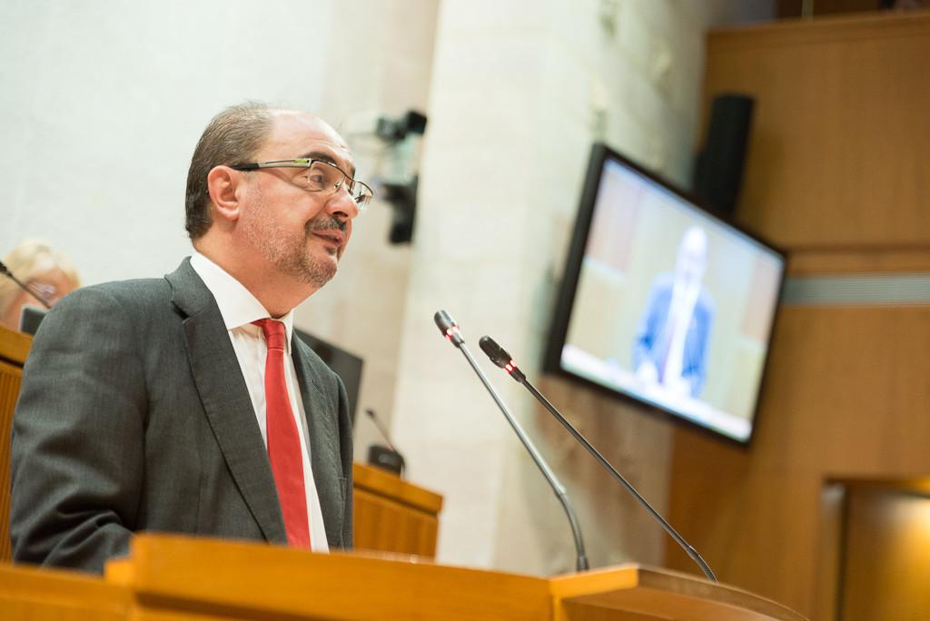 """SOA lamenta que el gobierno de Lambán """"siga en la inacción política"""""""