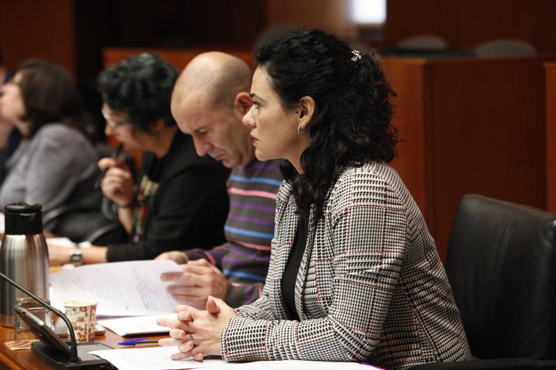 Las Cortes aprueban por unanimidad abrir un debate con la comunidad educativa sobre la conveniencia de los deberes escolares
