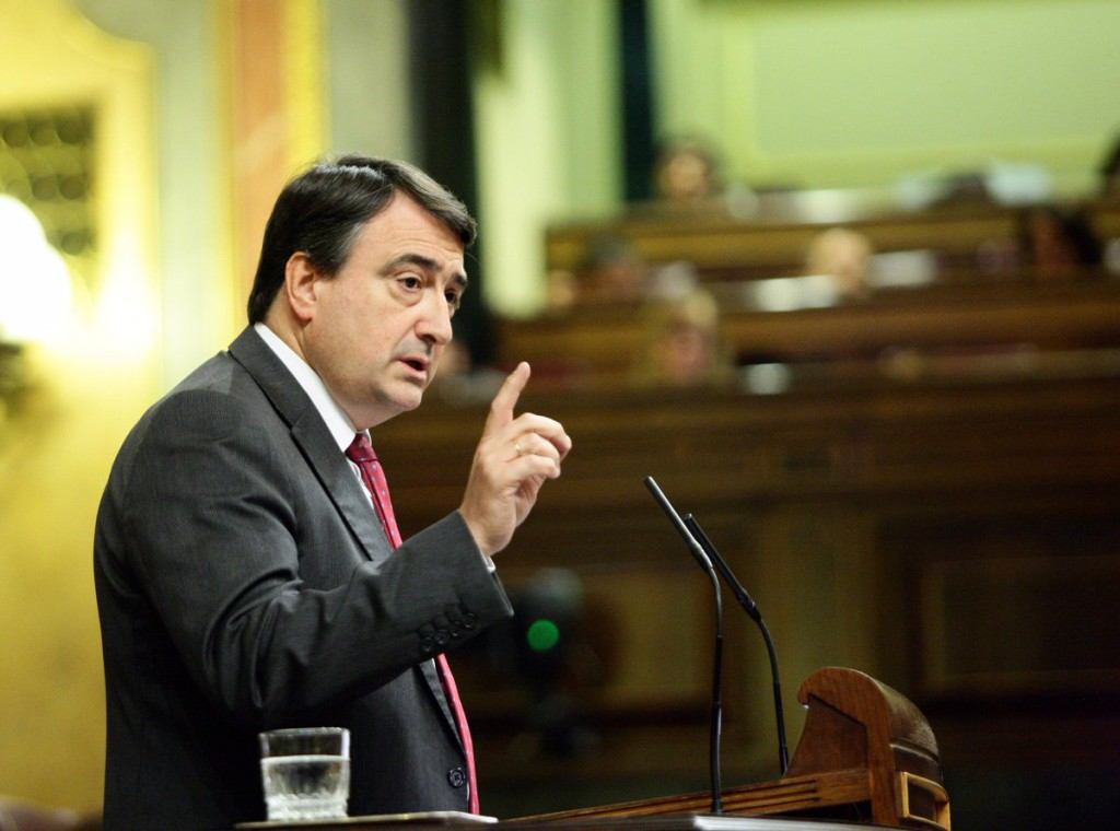 """El PNV aprueba los presupuestos convencido de que el levantamiento del 155 es """"cuestión de semanas, días u horas"""""""