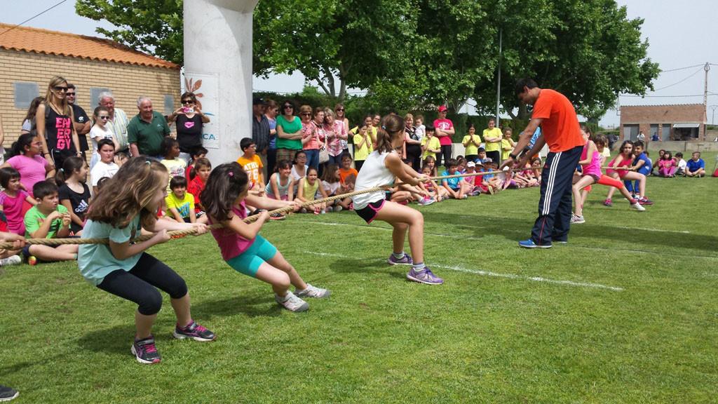 Belver d'a Cinca acoge los XXXIII Juegos Tradicionales
