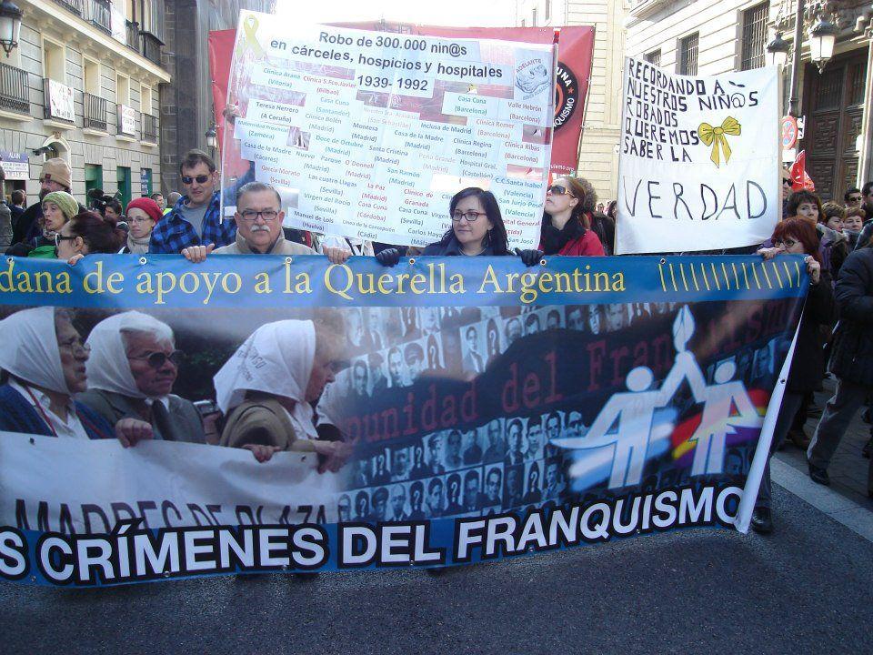 La Fiscalía impone no colaborar en la investigación de los crímenes franquistas