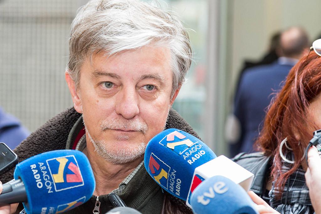 Santisteve reivindica en Madrid la gestión cien por cien pública del agua