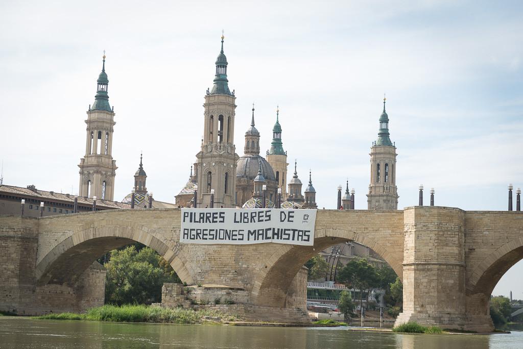 Purna convoca una marcha feminista por unos pilares libres de agresiones machistas