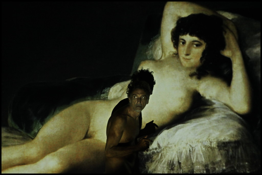 """""""Prefiero que me quite el sueño Goya a que lo haga cualquier hijo de puta""""  busca consenso en el Principal"""