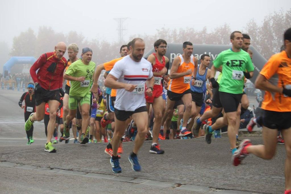 El 20 de noviembre, Uesca celebra su VIII Media Maratón y I Cuarto de Maratón