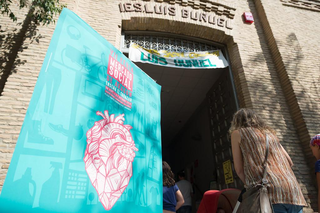 La Feria del Mercado Social en el corazón de la economía solidaria