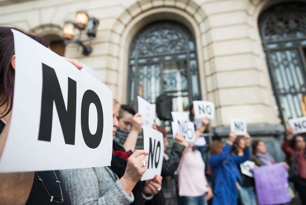 """Coordinadora Organizaciones Feministas de Zaragoza: """"Solo desde el feminismo podremos terminar con el machismo que nos mata y nos explota"""""""