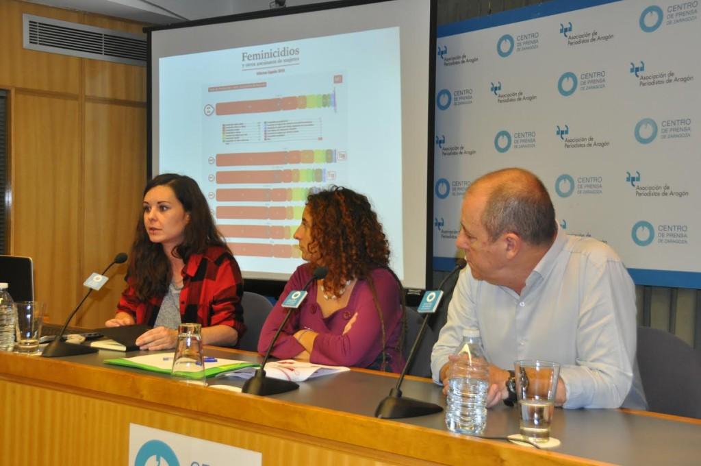 681 feminicidios cometidos en el Estado español entre los años 2010 y 2015