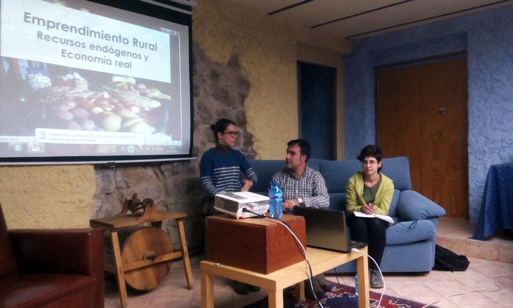 Economía solidaria para un buen vivir en el medio rural aragonés
