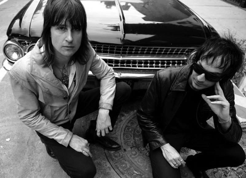 Garage-punk salvaje y oscuro con Twin Guns en La Ley Seca