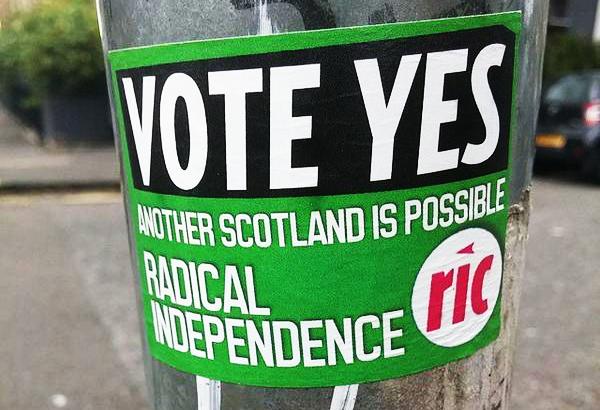 La izquierda escocesa plantea una agenda radical tras el Brexit