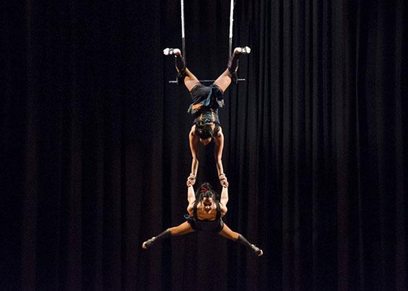 Nueva cita con el circo en Zaragoza