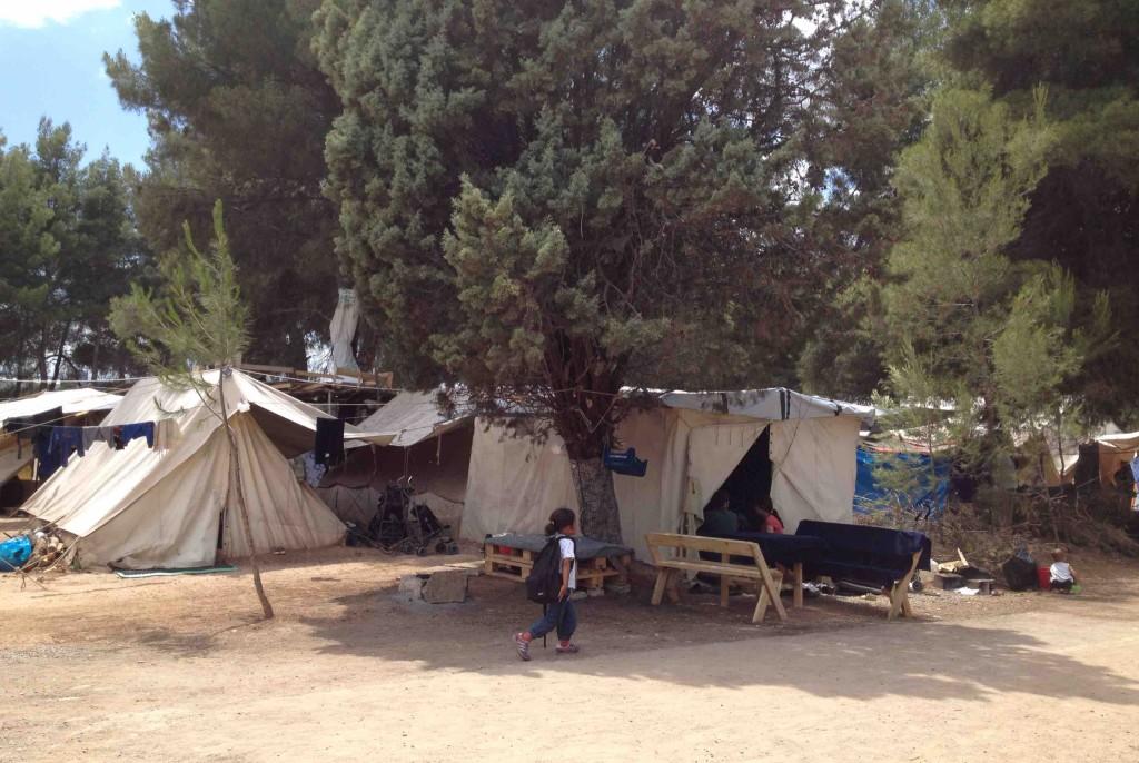 De nuevo la solidaridad aragonesa viaja a Grecia