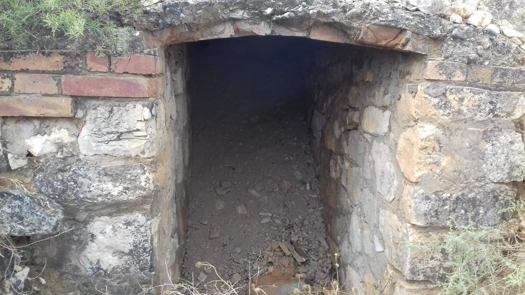 IU solicita al Ayuntamiento de Fraga que proteja varios vestigios históricos de la Guerra Civil localizados en el municipio