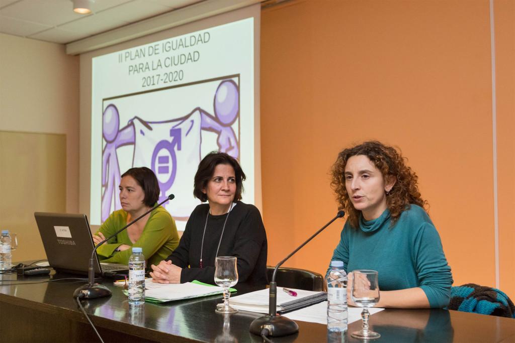 El Plan de Igualdad del Ayuntamiento de Zaragoza se abre a la participación on-line