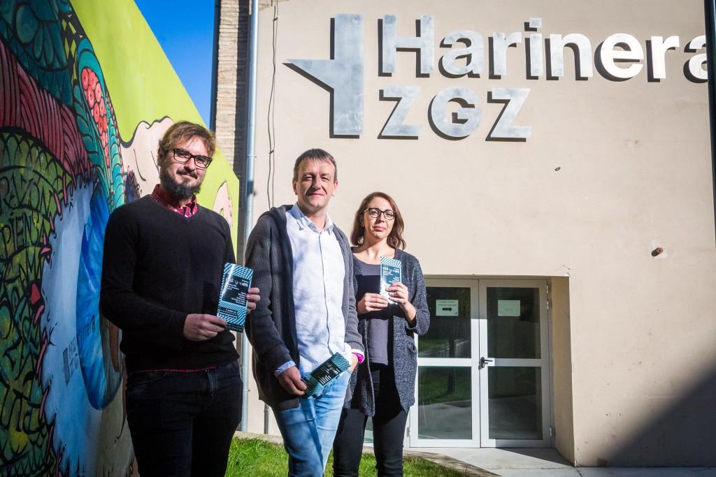 Harinera ZGZ se incorpora al Festival Márgenes, dedicado a las nuevas tendencias audiovisuales
