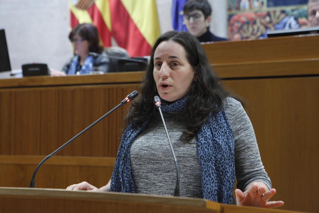 """Podemos propone un acuerdo """"de cuatro fuerzas para cuatro años"""" que permita un """"gobierno estable"""" en Aragón"""