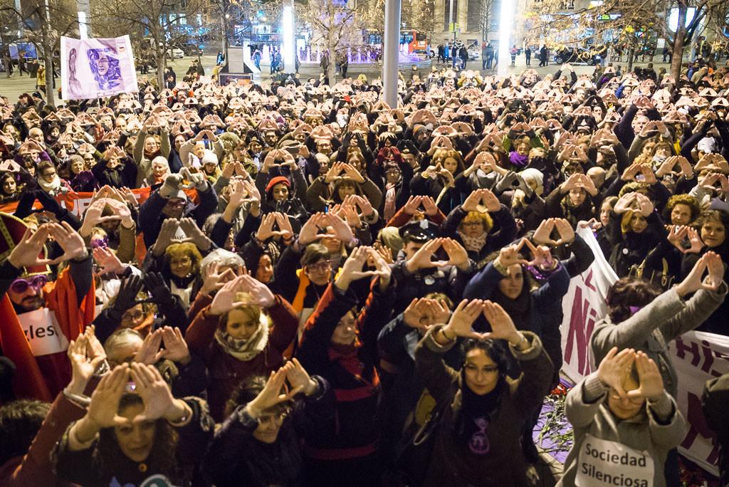 Actividades en Zaragoza para todos los públicos para concienciar contra la violencia machista