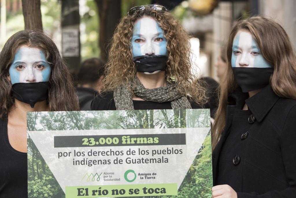 Amigos de la Tierra pide la retirada de Guatemala de la empresa gallega Ecoener-Hidralia