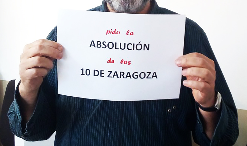 Begoña Garrido: «hay un interés importante en que la población estemos callada»