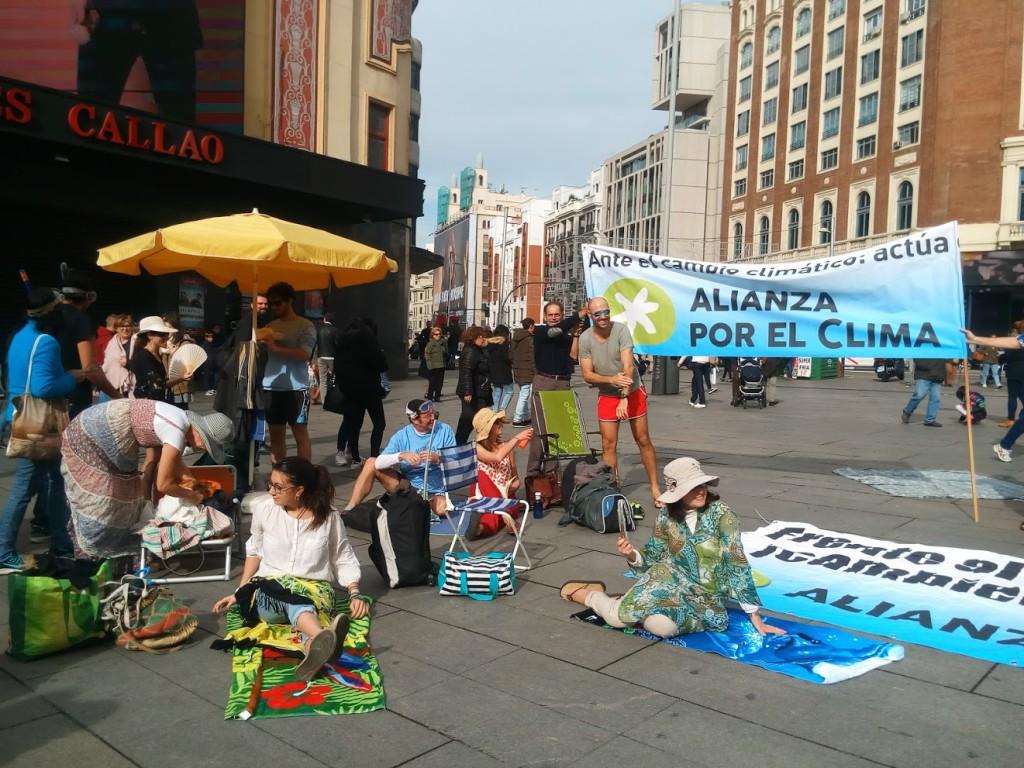 """Alianza por el Clima llama a la acción, """"no queremos un verano perpetuo"""""""