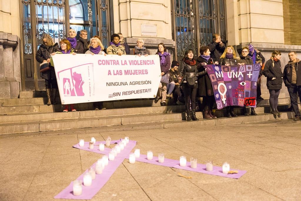 Las movilizaciones vuelven a la calle en el primer aniversario del 7N contra las violencias machistas