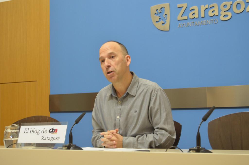 Chunta Aragonesista propone municipalizar el 010 y garantizar así el empleo de las 14 trabajadoras del servicio