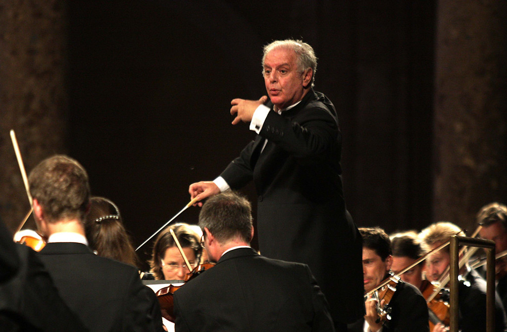 El gran pianista y director Daniel Barenboim regresa al Auditorio de Zaragoza