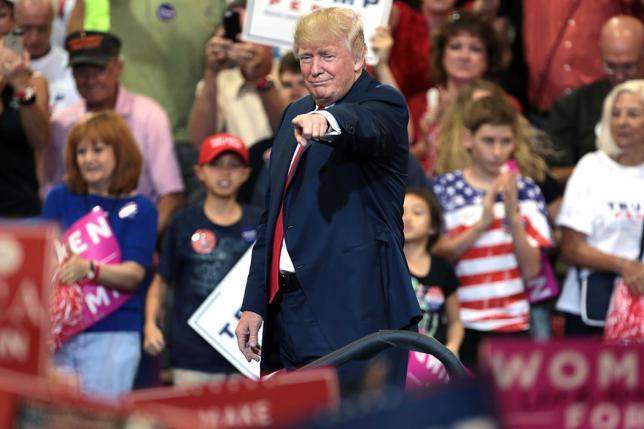 Trump y la 'grandeur' de EEUU