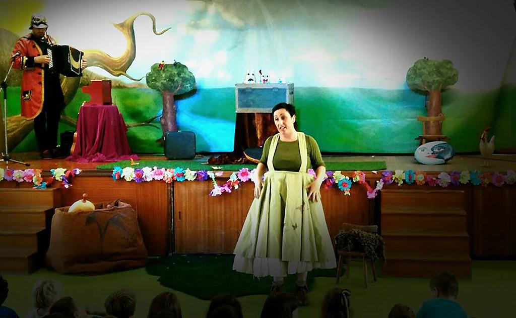 """""""El viaje de Tita"""", una historia fascinante para la primera infancia con canciones, sonidos y muchas aventuras"""