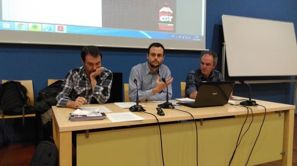 """CGT Enseñanza exige que se """"reviertan los recortes producidos en la formación del profesorado"""""""