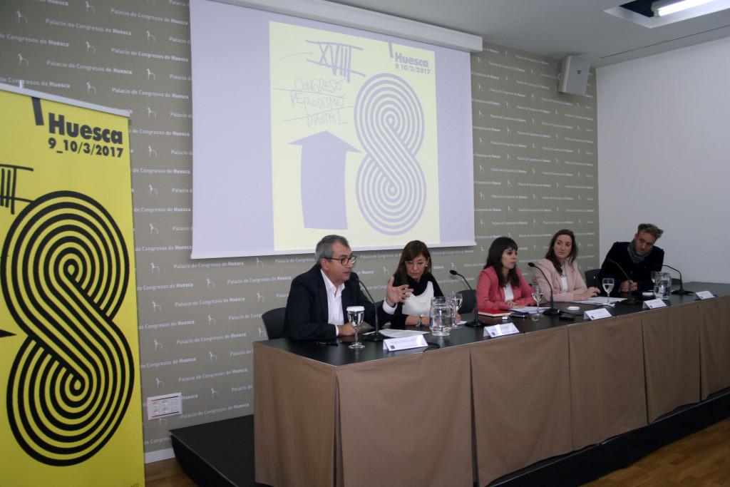 El Congreso de Periodismo Digital de Uesca celebrará su mayoría de edad en marzo de 2017