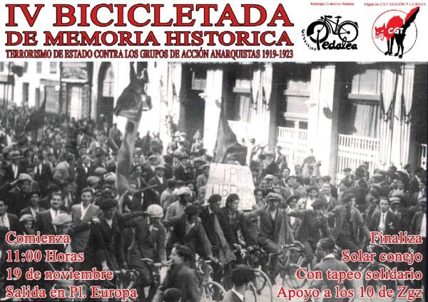 IV Bicicletada