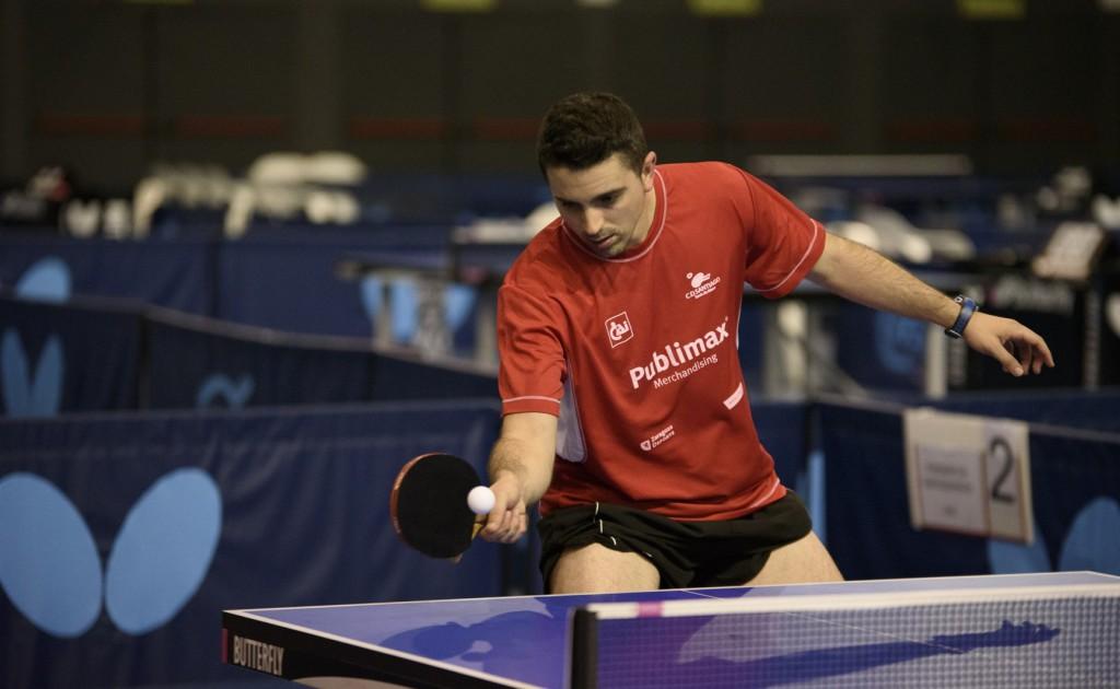 Los equipos aragoneses de tenis de mesa disputan este fin de semana la última jornada de sus ligas