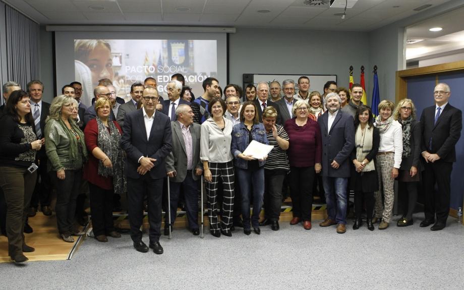 El Consejo Escolar de Aragón ratifica el Pacto por la Educación sin el apoyo de CGT, STEA y CCOO