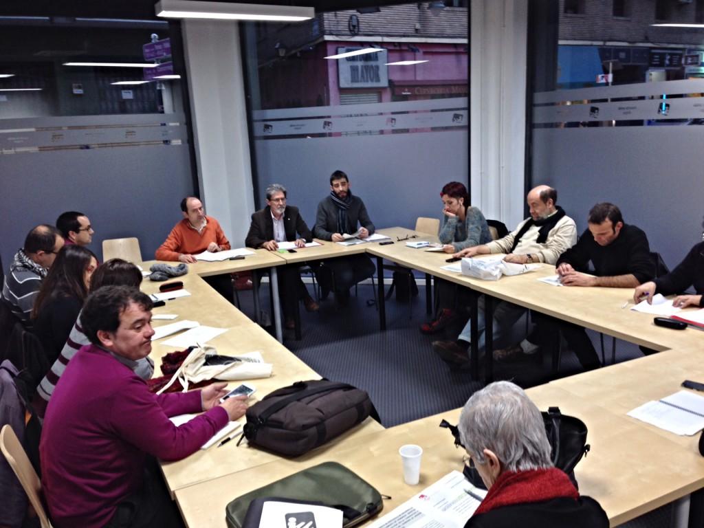 Las dos candidaturas a la dirección de IU Aragón cumplen los requisitos y pasan a la fase definitiva