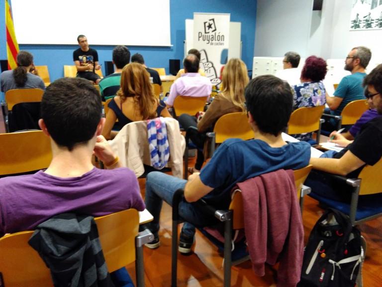Puyalón de Cuchas ofrece a Chunta Aragonesista concurrir juntas a las elecciones estatales