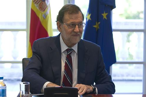 Unidos Podemos y sus confluencias inician los trámites para presentar una moción de censura contra Mariano Rajoy