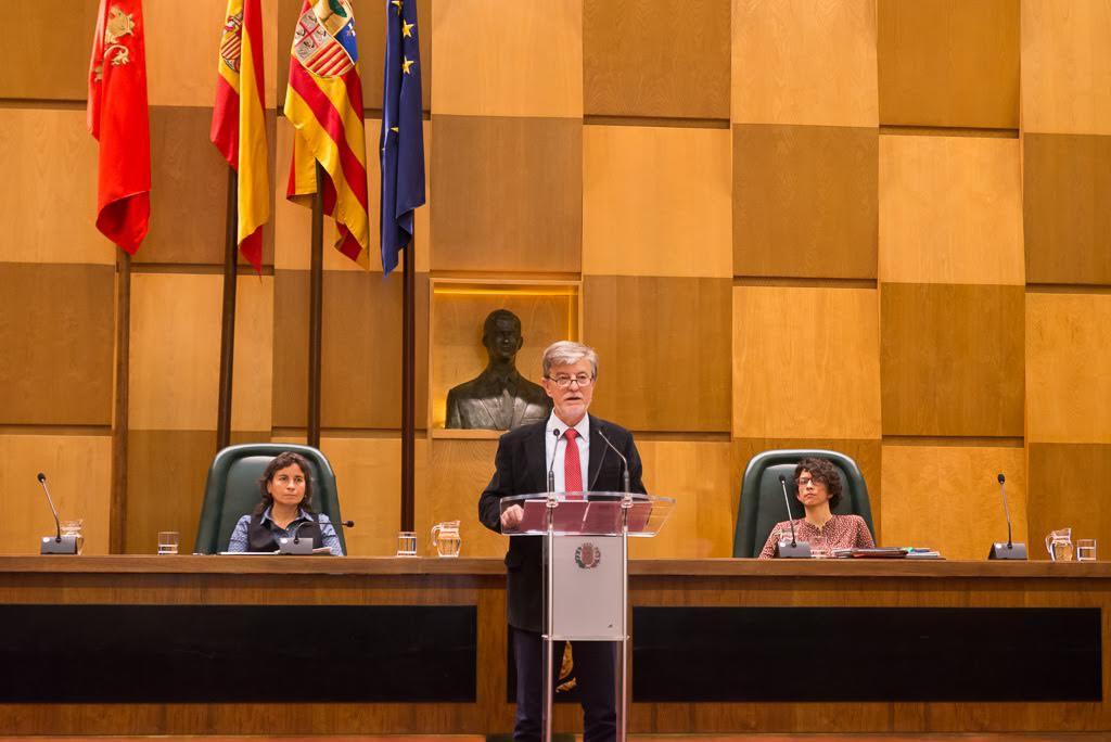 """Santisteve propone una """"Zaragoza Cuidadora que garantice la cohesión social de toda la ciudadanía"""""""
