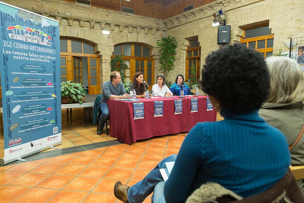 Zaragoza cuenta con 20 agentes antirrumores para combatir el racismo