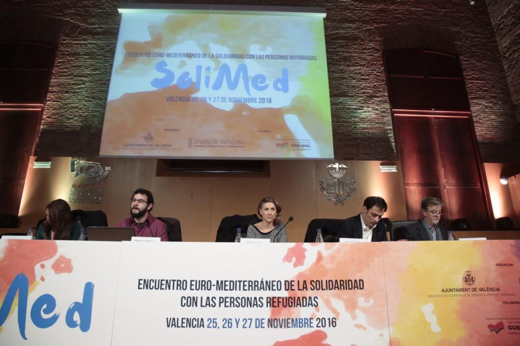 Pedro Santisteve pide la gestión directa de la acogida de refugiados