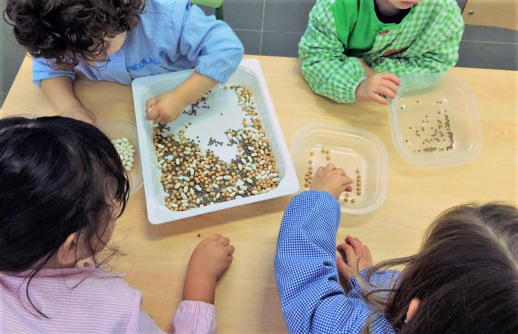 """Miles de escolares aragoneses participan en la campaña """"Conoce las Legumbres"""""""