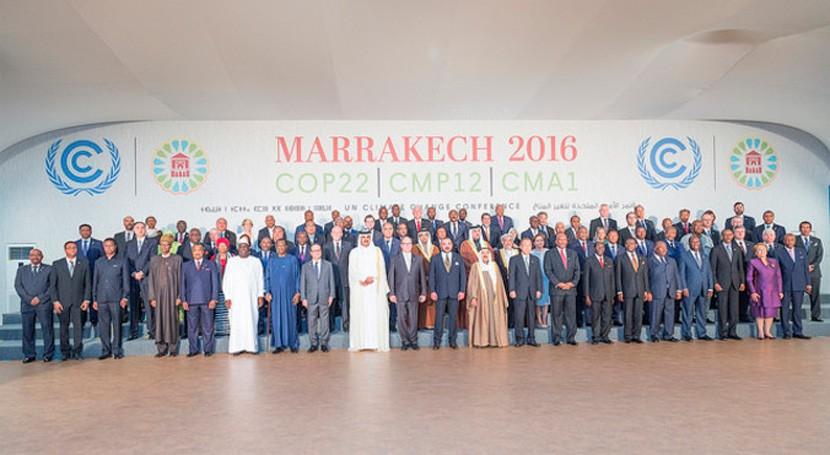 COP22: más cerca de las empresas, más lejos de la sociedad civil