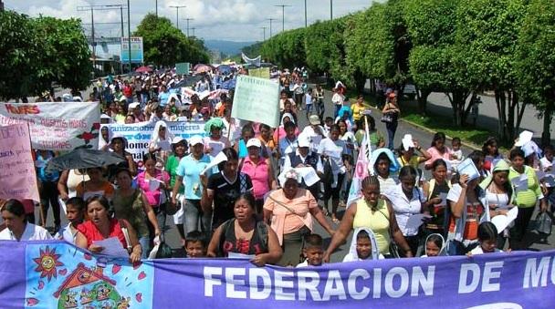 27N Jornada en Ecuador contra el feminicidio con apoyo desde Aragón